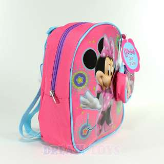 Disney Minnie Mouse10 Toddler Backpack   Small Mickey Mouse
