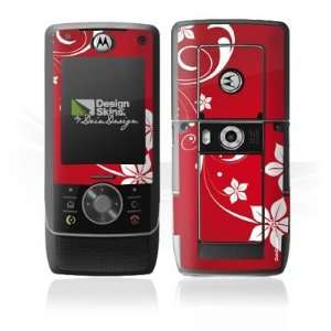 Design Skins for Motorola Z8   Christmas Heart Design