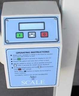 ARJO Ambulift C3 invalid Patient Transfer Lift 350# Cap