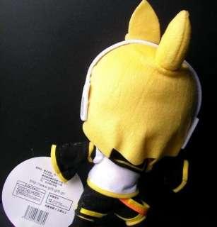 Vocaloid Hatsune Miku Kagamine Len plush doll 11 27cm