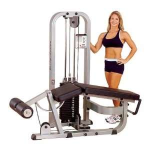 SLC 400G/3 ProClub Line Leg Curl + 310lb. Weight:  Sports