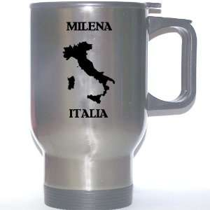 Italy (Italia)   MILENA Stainless Steel Mug Everything