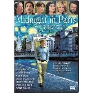 Midnight in Paris: Kathy Bates, Owen Wilson: Movies & TV