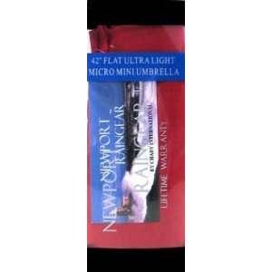 Ultralight Umbrella 42 Super Mini Solid (3 Pack) Health
