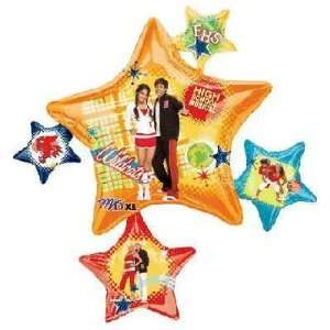 High School Musical Connext Super Shape Balloon Toys
