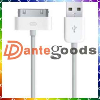 NEW USB Data Sync Charger Cable Cord For Apple iPod iPhone iPad Fast