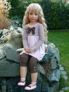 New ♥ Dakota ♥ Monika Peter Leicht ♥ Masterpiece Doll ♥