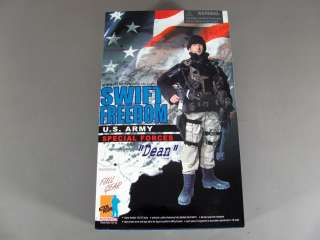 Figure Swift Freedom U.S. Army Special Forces Dean Scale 16