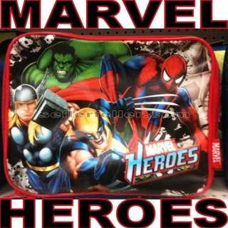 MARVEL LEGENDS Thor Hulk   LUNCH BAG Box Tote FREE SH