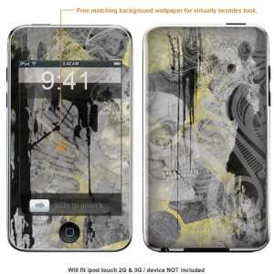 Sticker for Ipod Touch 2G 3G Case cover ipodtch3G 300 Electronics