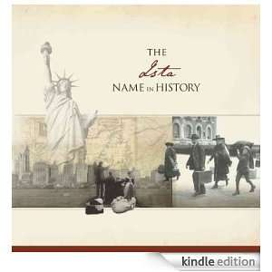 The Ista Name in History Ancestry  Kindle Store