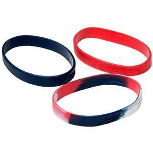 Major League Baseball Team Wrist Band Sets   Cleveland