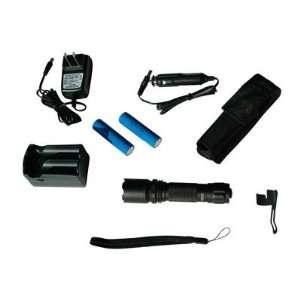 Magnalight Rechargeable LED Flashlight   Accessory Kit   600 Spot