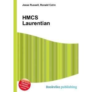 HMCS Laurentian Ronald Cohn Jesse Russell Books
