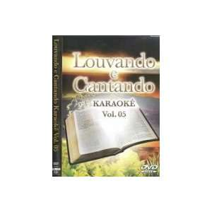 Louvando e Cantando karaoke vol. 05 Movies & TV
