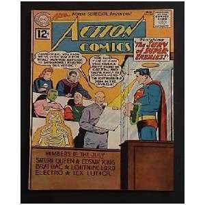Action Comics (No. 286) DC Comics, Curt Swan (cover
