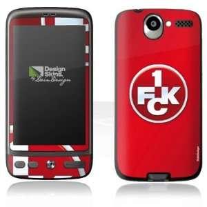 Design Skins for HTC Desire   1. FCK Logo Design Folie