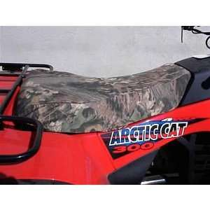 Greene Mountain SCAC 11 Seat Cover BLACK For Up To 2001 Arctic Cat 300