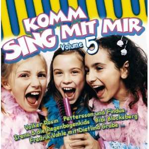 Komm Sing Mit Mir 5 Various Artists Music