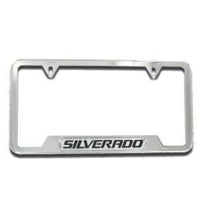 Camisasca LFI306/2POSILV Chevy Silverado Polished Stainless Steel