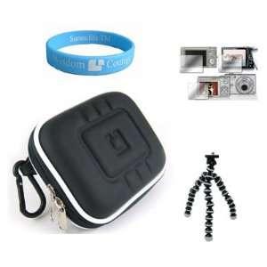 Slim Sized Digital Camera Black Case for 3rd Generation Flip UltraHD