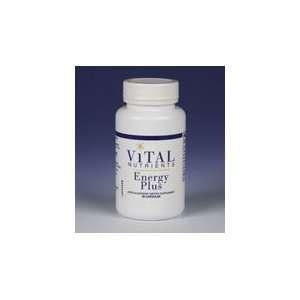Vital Nutrients   Energy Plus 120 caps Health & Personal