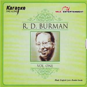 along R.D burman vol 1(indian/hindi/bollywood /collection of songs
