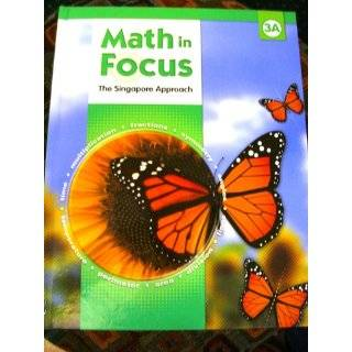 Math in Focus The Singapore Approach Student Workbook, Grade 3, Book