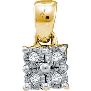 Genuine Icecarats Designer Jewelry Gift 925 Yellow Gold
