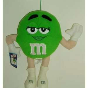 Green Stuffed Plush Toy 11 Official Licensed Product: Everything Else