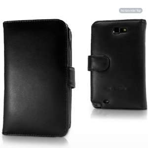 BoxWave Designio Samsung GALAXY Note Leather Case (Fits