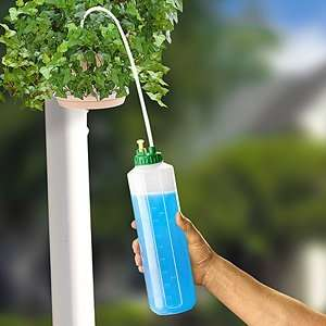 Long Reach Plant Watering Bottle Patio, Lawn & Garden