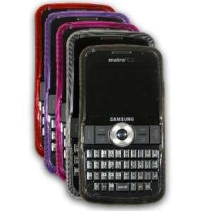 Samsung Code i220 TPU Skin Cases   Red, Purple, Pink, Clear & Smoke