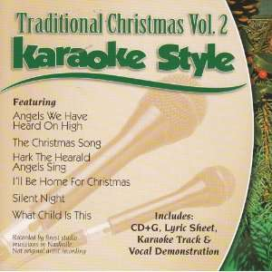 Daywind Karaoke Style Traditional Christmas, Vol. 2