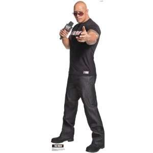 The Rock WWE Life Size Poster Standup cutout 1127