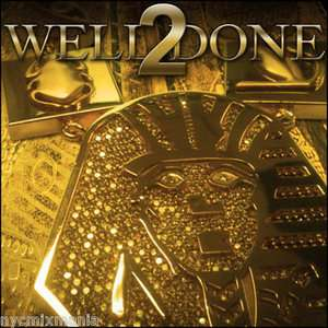 Tyga Well Done 2 OFFICIAL Mixtape Album CD