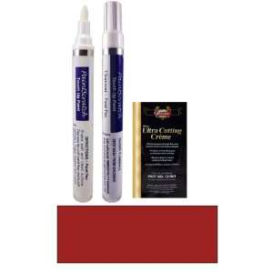 1/2 Oz. Tango Red Pearl Metallic Paint Pen Kit for 2011