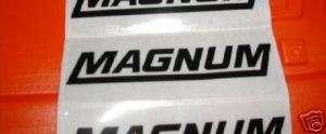 MS 440 460 046 038 066 660 Magnum Decal Sticker New