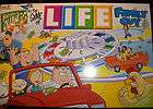 The Game of Life FAMILY GUY Collectors Edition Board Game