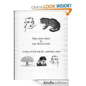 Mary Annes Quest: John Thomas Smith:  Kindle Store