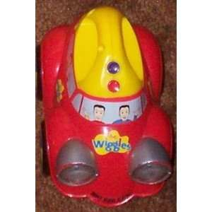 The Wiggles Musical big red car flash light Everything