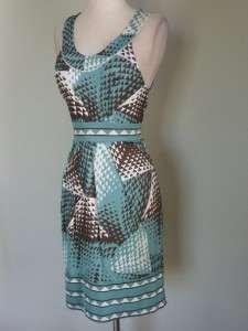 EUC BCBG MAX AZRIA EMPIRE WAIST DRESS SMALL