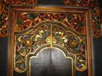 Frame Carved Wood~Bali Architectural Art~Home Garden Indonesia