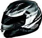 GMAX MODULAR FULL FACE FLIP UP SNOWMOBILE HELMET BLACK/WHITE/SI​LVER
