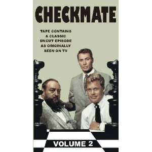 Checkmate, Vol. 2 The Human Touch Anthony George, Doug