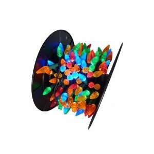 210 Commercial Length Multi Color LED C6 Christmas Lights