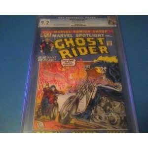 Rider. Origin Retold Gary Friedrich Story, Mike Ploog Cover & Art