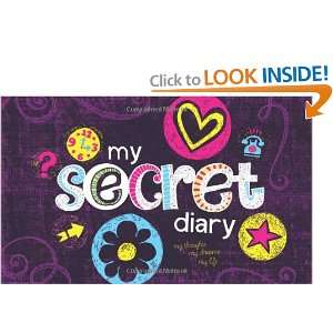 My Secret Diary (9781616266202) Barbour Publishing Inc. Books