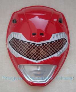 Mighty Morphin Power Rangers Red Ranger Party Mask