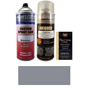 Oz. Dark Gray Metallic Spray Can Paint Kit for 1988 Nissan 300ZX (463